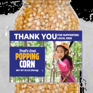 Popping Corn $15