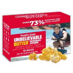 Unbelievable Butter $20